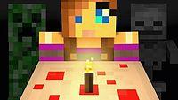 Make a Cake - A Minecraft Parody of Katy Perrys Wide Awake Music Video.mp3