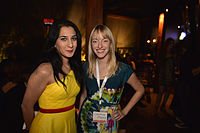 Ema Shah Red Carpet Hollywood ايما شاه مهرجانات افلام هوليوود 2016 صناع افلام مخرجة (30).jpg