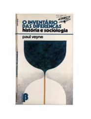 Paul Veyne - O Inventário das Diferenças.pdf