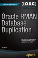 Oracle RMAN Database Duplication.pdf