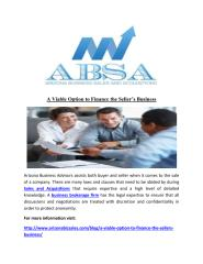 A_Viable_Option_to_Finance_the_Seller's_Business(1).pdf