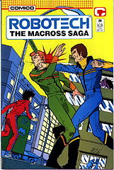 robotech - macross saga #029.cbr