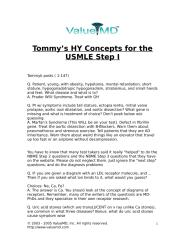 Tommy HY Concepts.doc