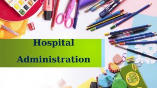 On what fronts do various institutions compromise while designing hospital administration courses.pptx