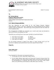 Farhan Meraj Additional Responsibilities at Abbasi.doc