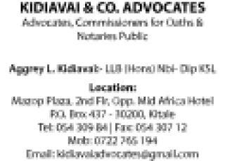 Kidiavia & Company Advocates Advert.pdf