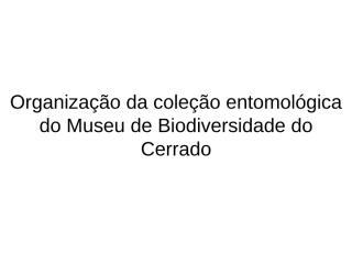 Trabalho de Entomologia.ppt