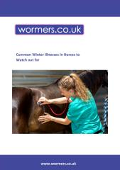 Common Winter Illnesses in Horses to Watch out for.pdf