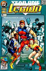 Legion of Super-Heroes v4 Annual #06 por Tyroc & Howard.cbr