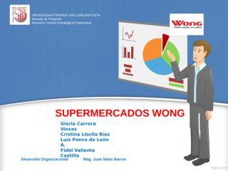 Exposicion Supermercados Wong.ppt