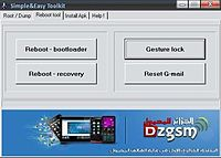 Android Easy DZTool
