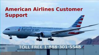 American Airlines Customer Support.pptx
