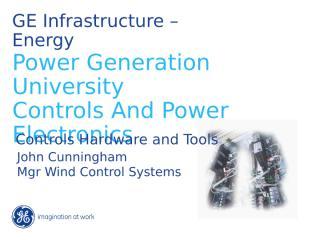 Controls_Hardware & Tools.ppt