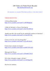 398 Vídeos do Padre Paulo Ricardo.pdf