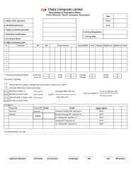 Recruitment format.xls