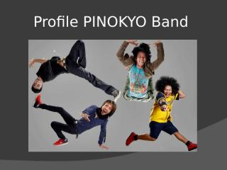 Profile PINOKYO.ppt