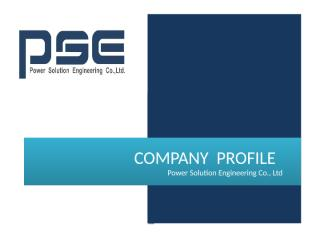 company profile_PSE.pptx