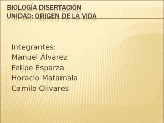 Biología Disertación.ppt