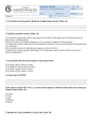 Prova 2- 3 Bimestre - 6 Ano.docx