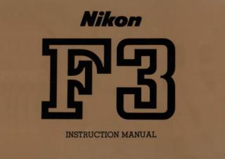 Manual de Instrucciones Inglés Nikon F3 HP.pdf