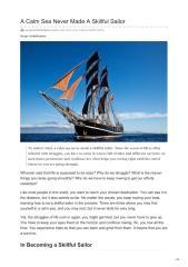 A Calm Sea Never Made A Skillful Sailor.pdf