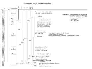 07.03.2009год. конструкция  скв. 28 Минеральная.ppt
