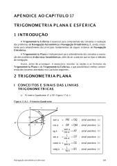 17 - a terra e seus movimentos. apêndice (trigonomia plana e esférica).pdf