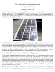 2-من چگونه توانستم یک تولید کننده برق خورشیدی بسازم .docx