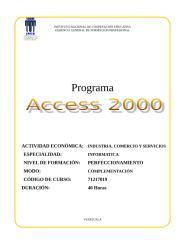Programa Access.doc