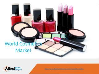 Cosmetics Market.pptx