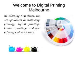 Digital Printing Melbourne.ppt