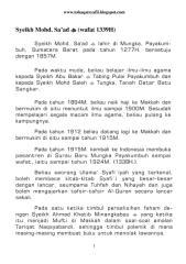 (Wafat 1339H) Syeikh Mohd. Sa'ad.pdf