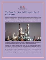 The Need for High-End Explosive Proof Controllers.pdf