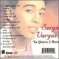 Sergio Vargas - La quiero a morir.mp3