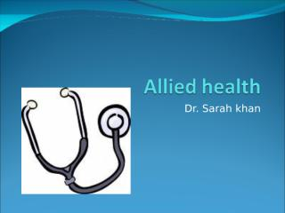 allied health.ppt