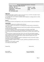 SOP preventive safety measures.doc