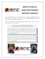 How to Find a Good Motorbike Driving School.pdf