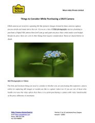 Things-to-Consider-While-Purchasing-a-DSLR-Camera.pdf