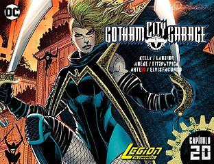Gotham City Garage #20.cbr
