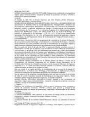 norma oficial mexicana nom-009-stps-1993, relativa a las condiciones de seguridad e higiene para el almacenamiento, transporte y manejo de sustancias corrosivas, ir.rtf