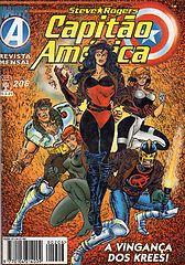 Capitão América - Abril # 206.cbr