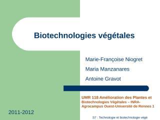 Cours1-Totipotence_chez_le_vegetal2011-2012.ppt