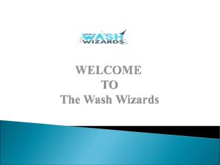 Laundry Service Los Angeles - The Wash Wizards.ppt