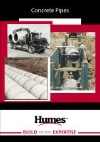 Humes Concrete pipe manual.pdf